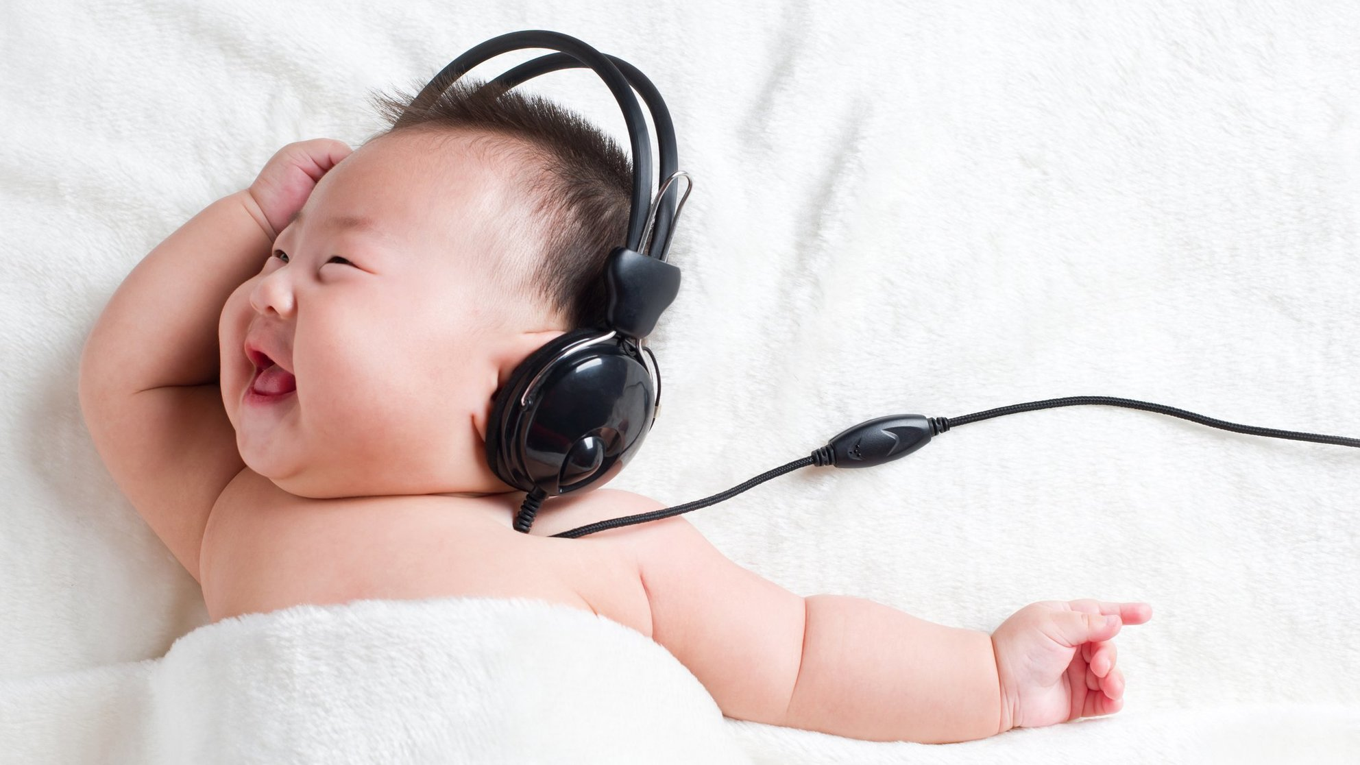 Science Has Designed a Song to Make Your Baby Laugh With Pleasure