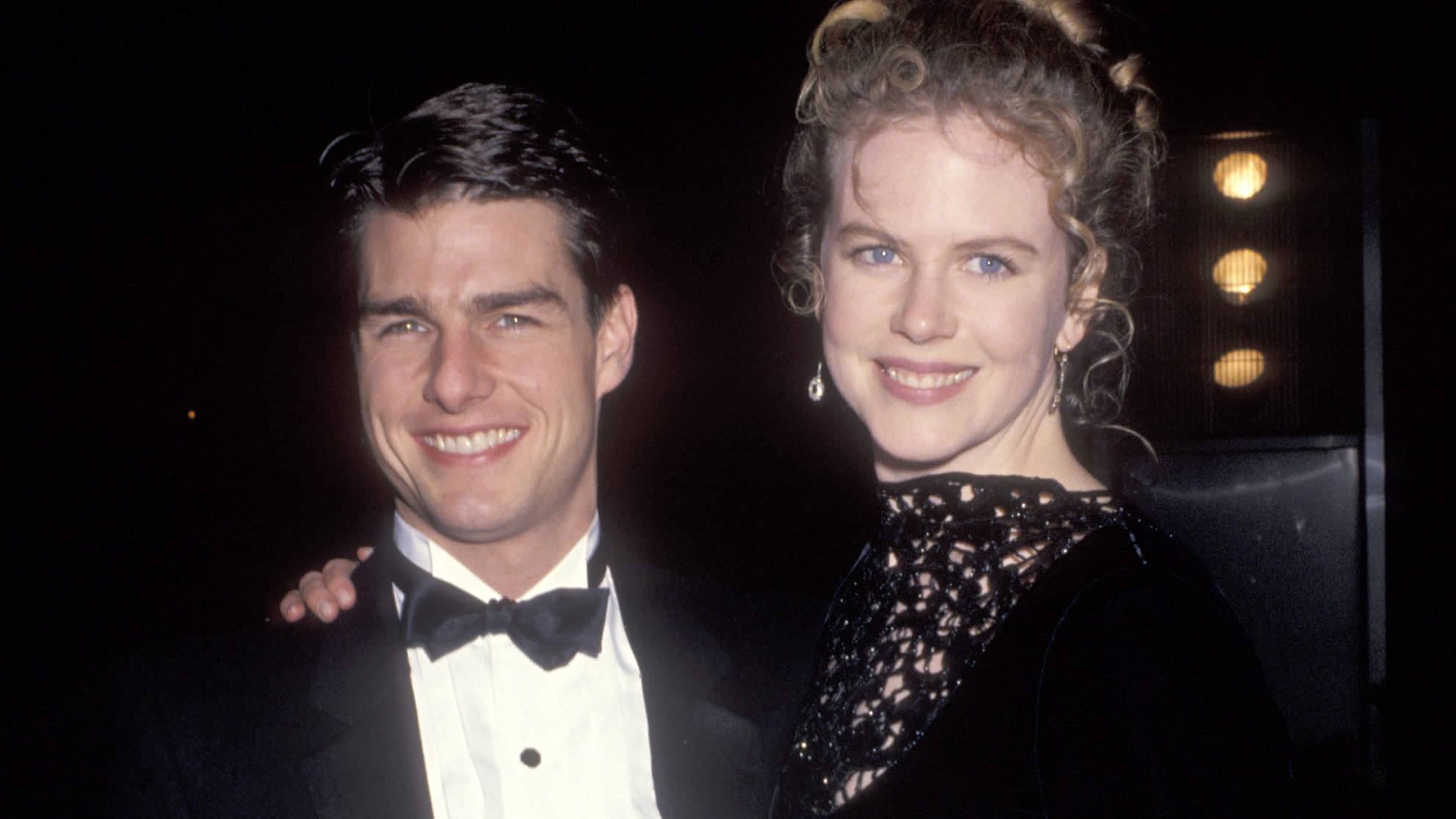 Nicole Kidman Says Her Marriage to Tom Cruise Shielded Her from Sexual Harassment