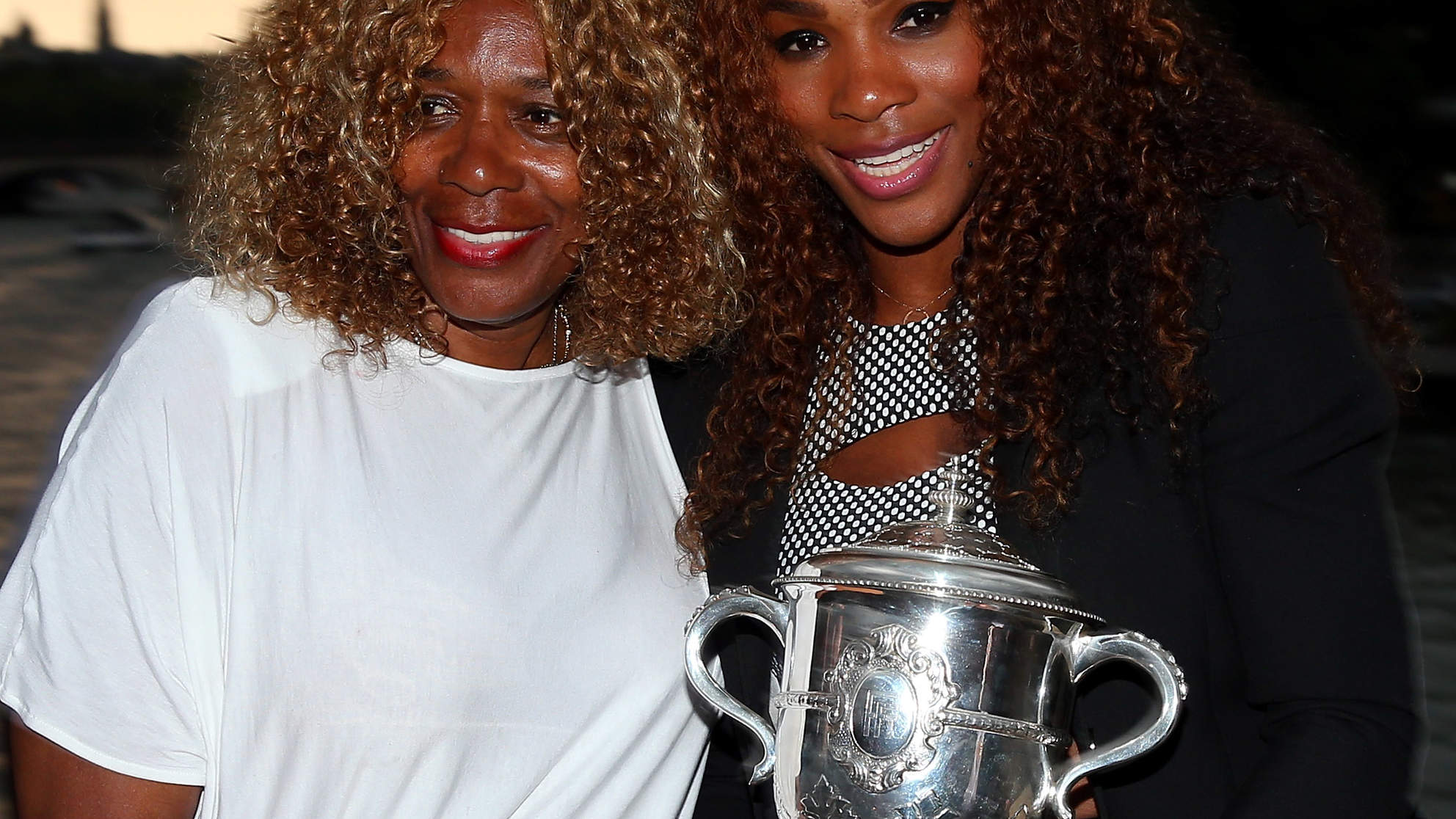 New Mom Serena Williams Pens Emotional Letter to Her Own Mother: I Hope to 'Have the Same Fortitude You Have Had'