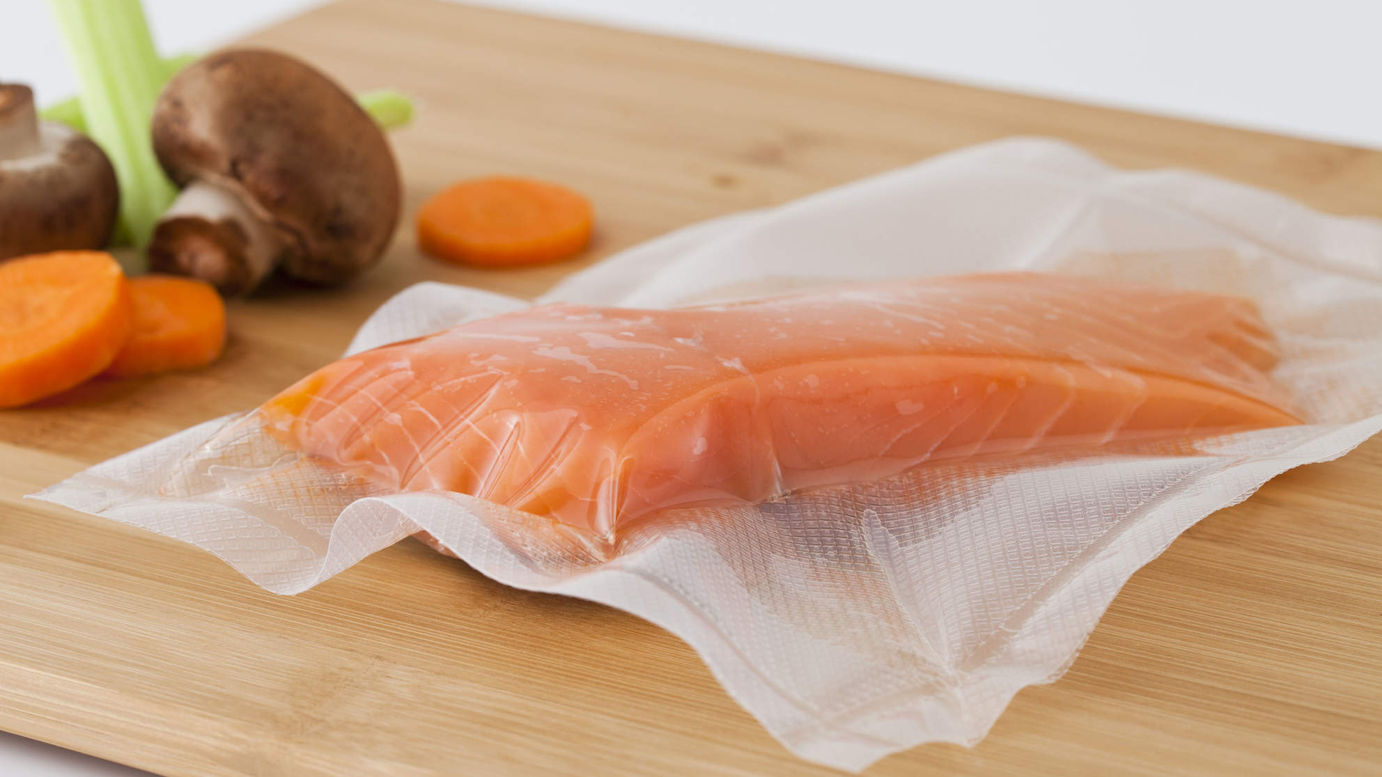 Why You Should Never Thaw Frozen Fish in Its Vacuum-Sealed Packaging