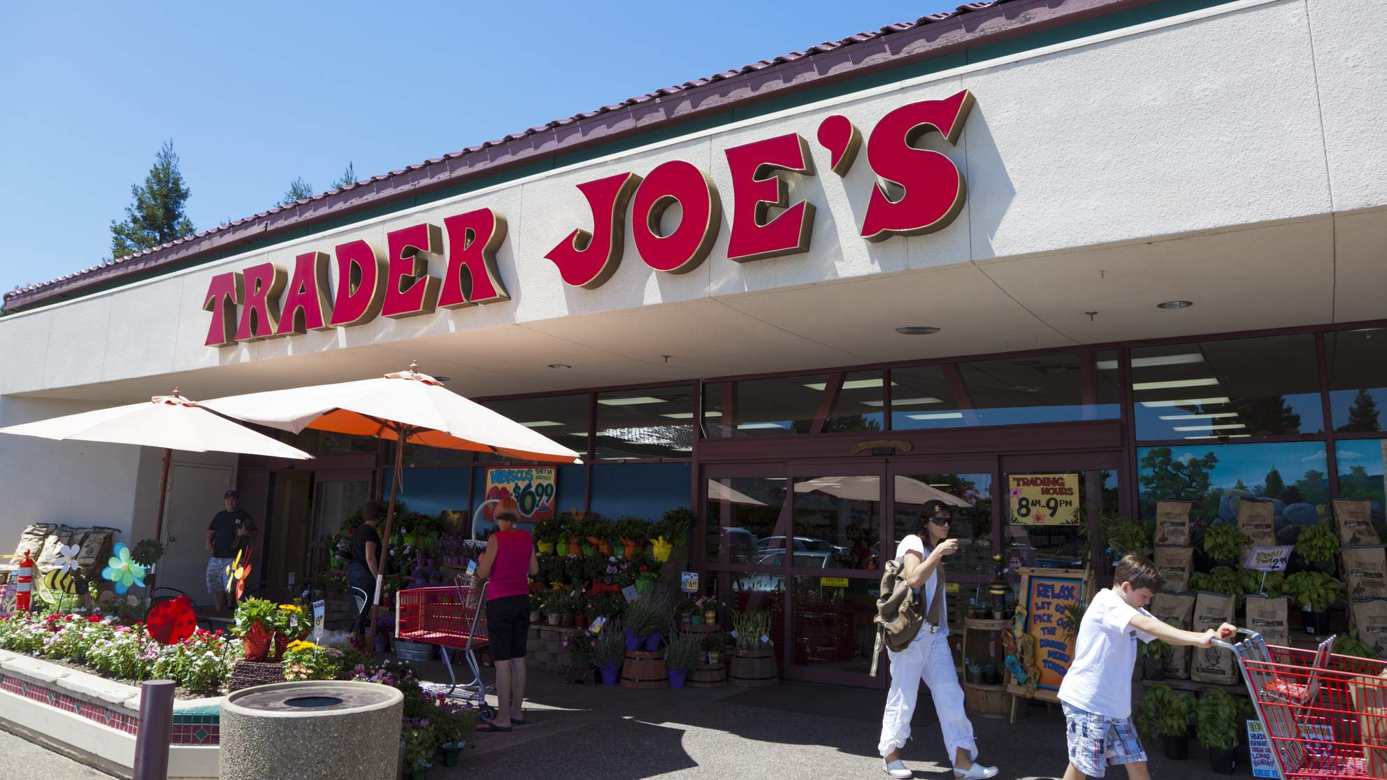 Here's Who Really Makes Your Favorite Trader Joe's Snacks