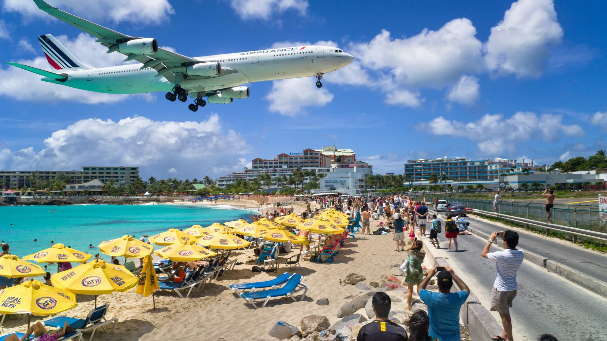 Sunset Beach, St Maarten