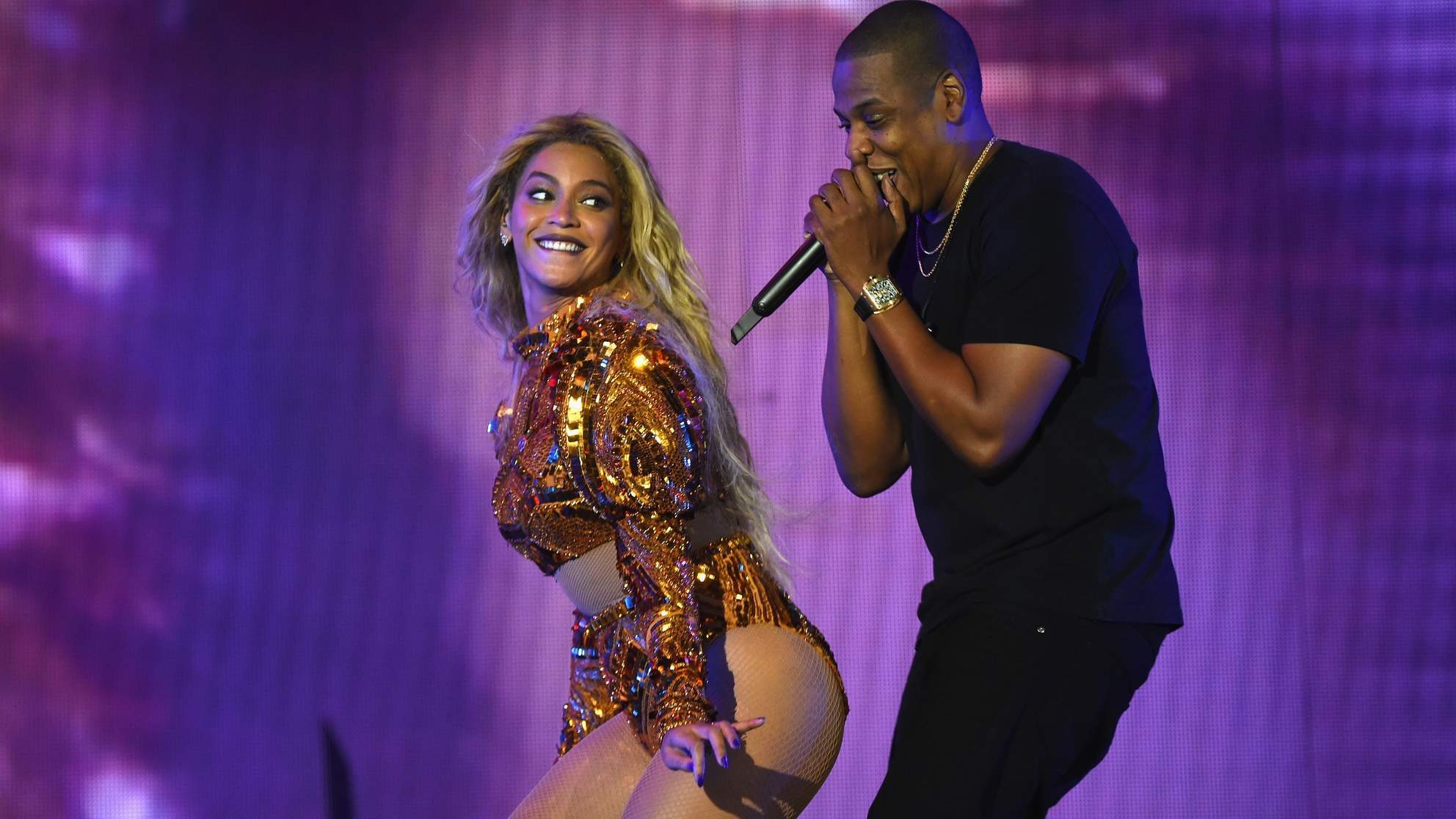 Beyoncé Struggled to Trust JAY-Z After Cheating, Says Source: 'If It Wasn't for Blue Ivy, They Might Not Be Together'
