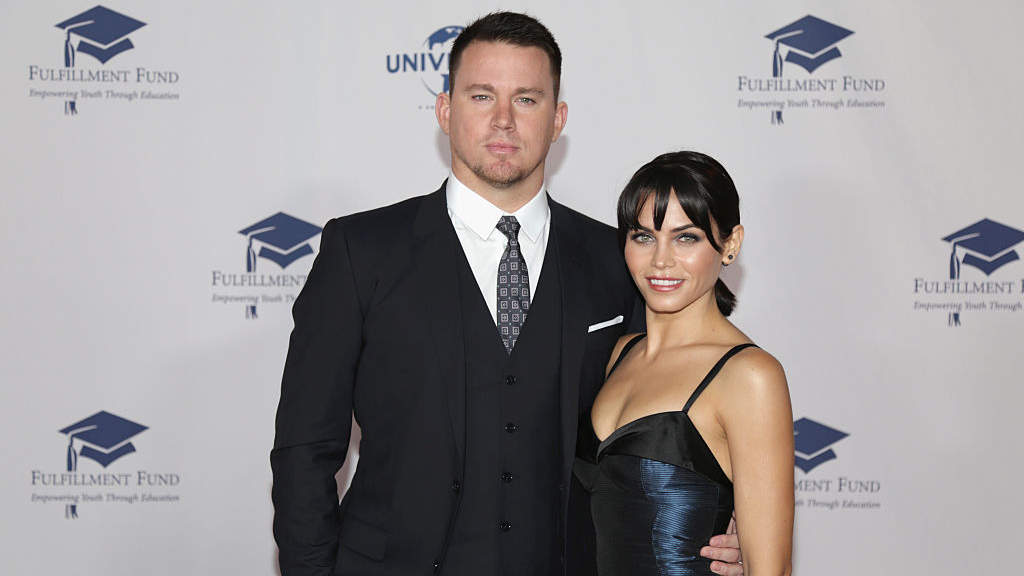We Talked to Jenna Dewan Tatum About Her Marriage Shortly Before She Announced Her Breakup