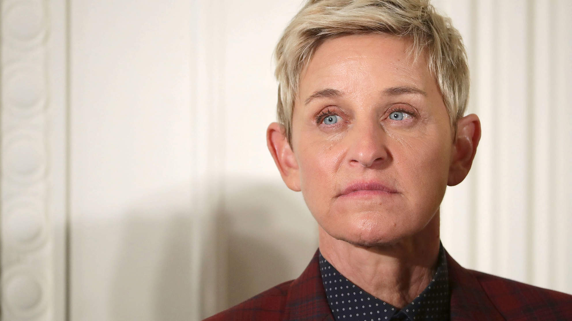 Ellen DeGeneres Recalls Being Sexually Assaulted by Her Stepfather as a Teenager