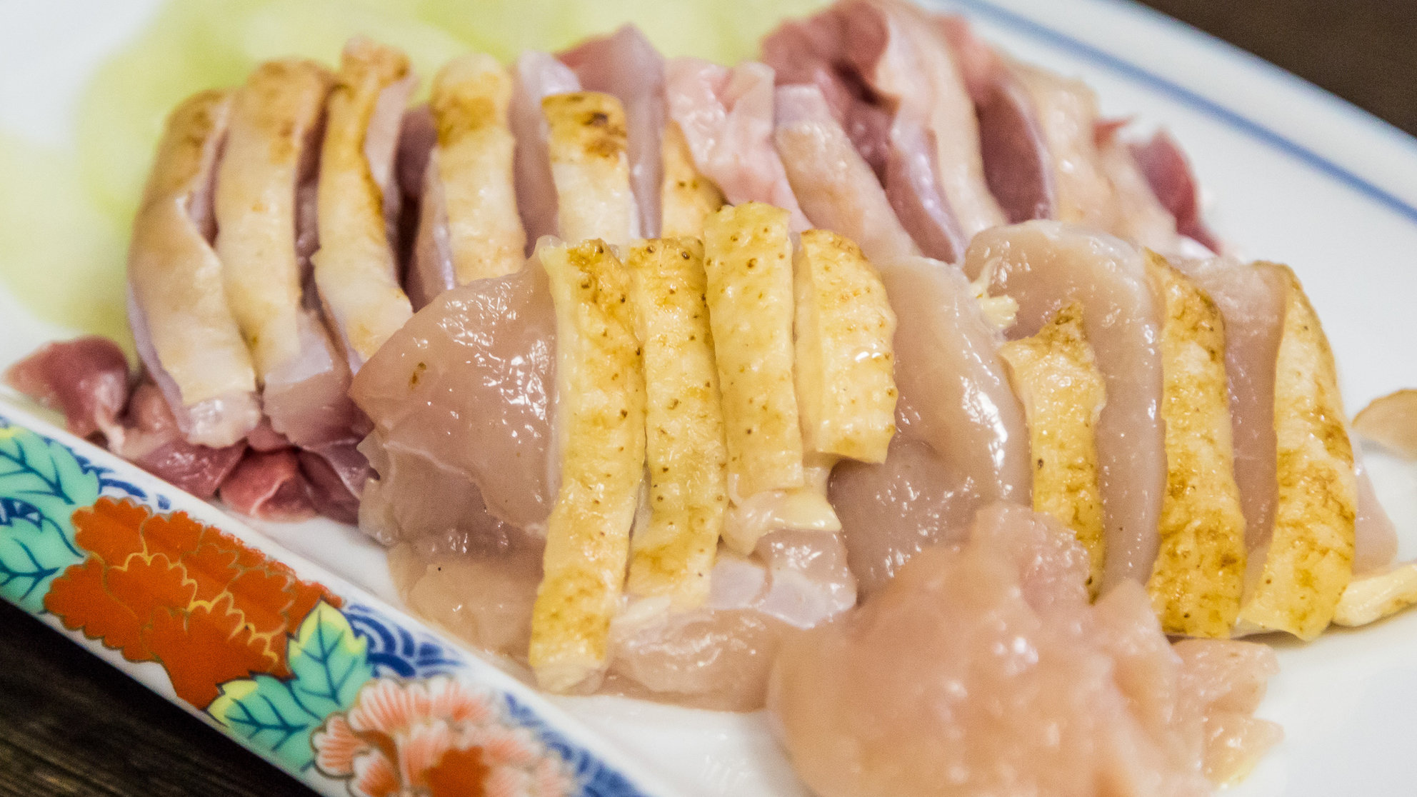 Is It Safe To Eat Chicken Sashimi?