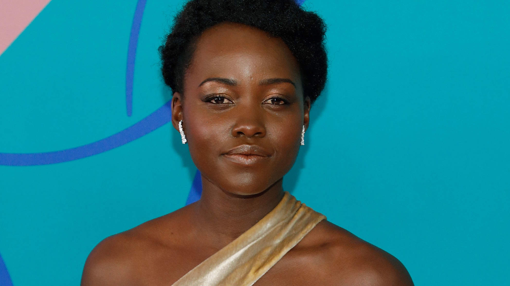Lupita Nyong'o Slams Grazia UK for Photoshopping Her 'Kinky Coily' Hair: 'I'm Disappointed'