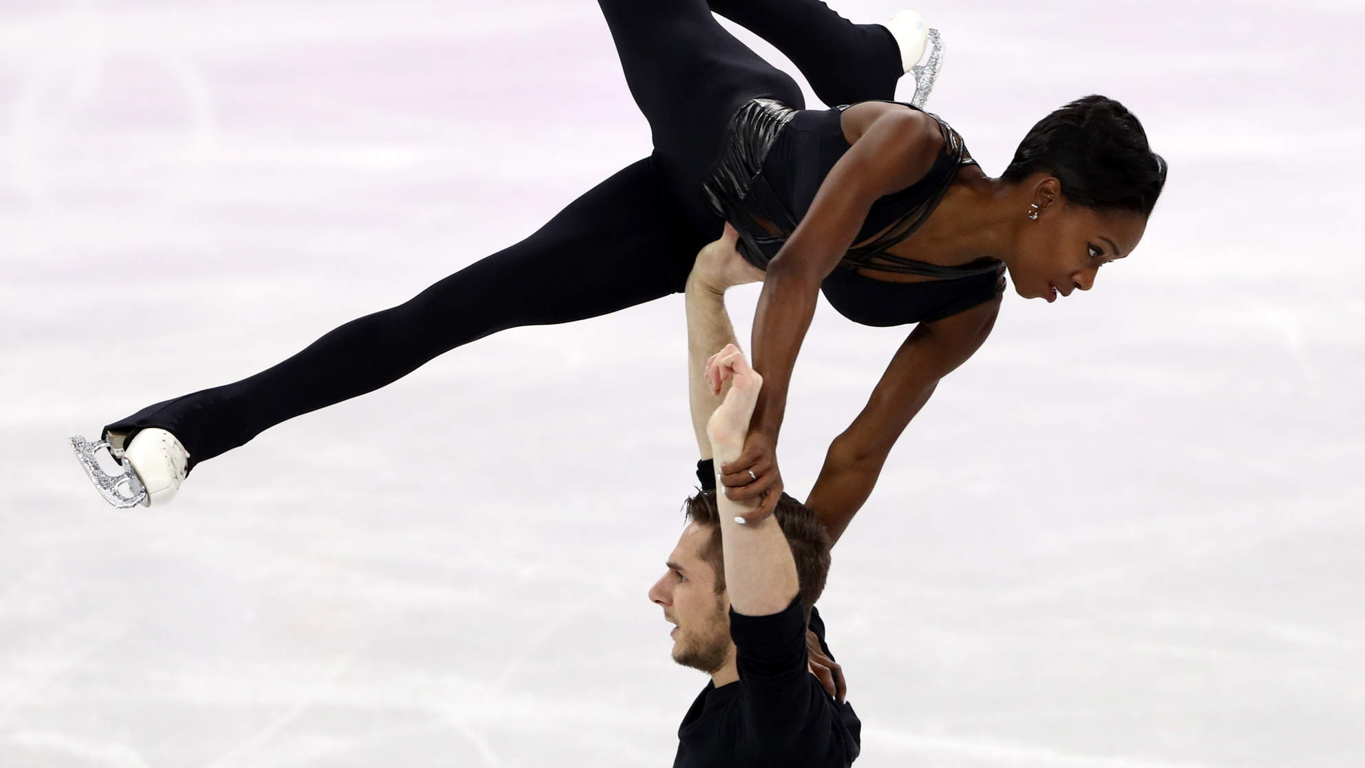 The Internet Is Living for This French Figure Skating Pair's Heavy Metal Performance