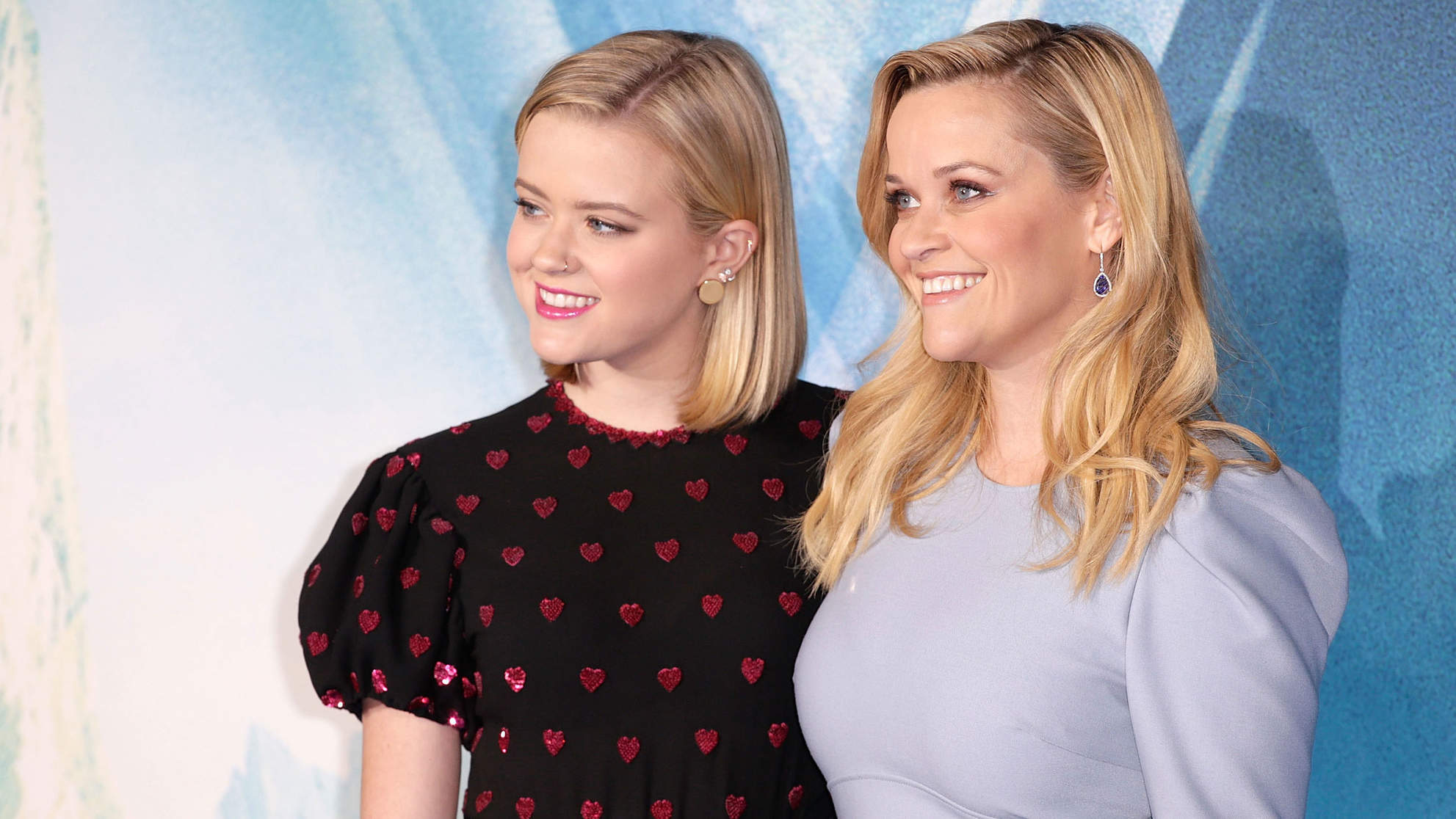 Reese Witherspoon and Ava Wrinkle In Time