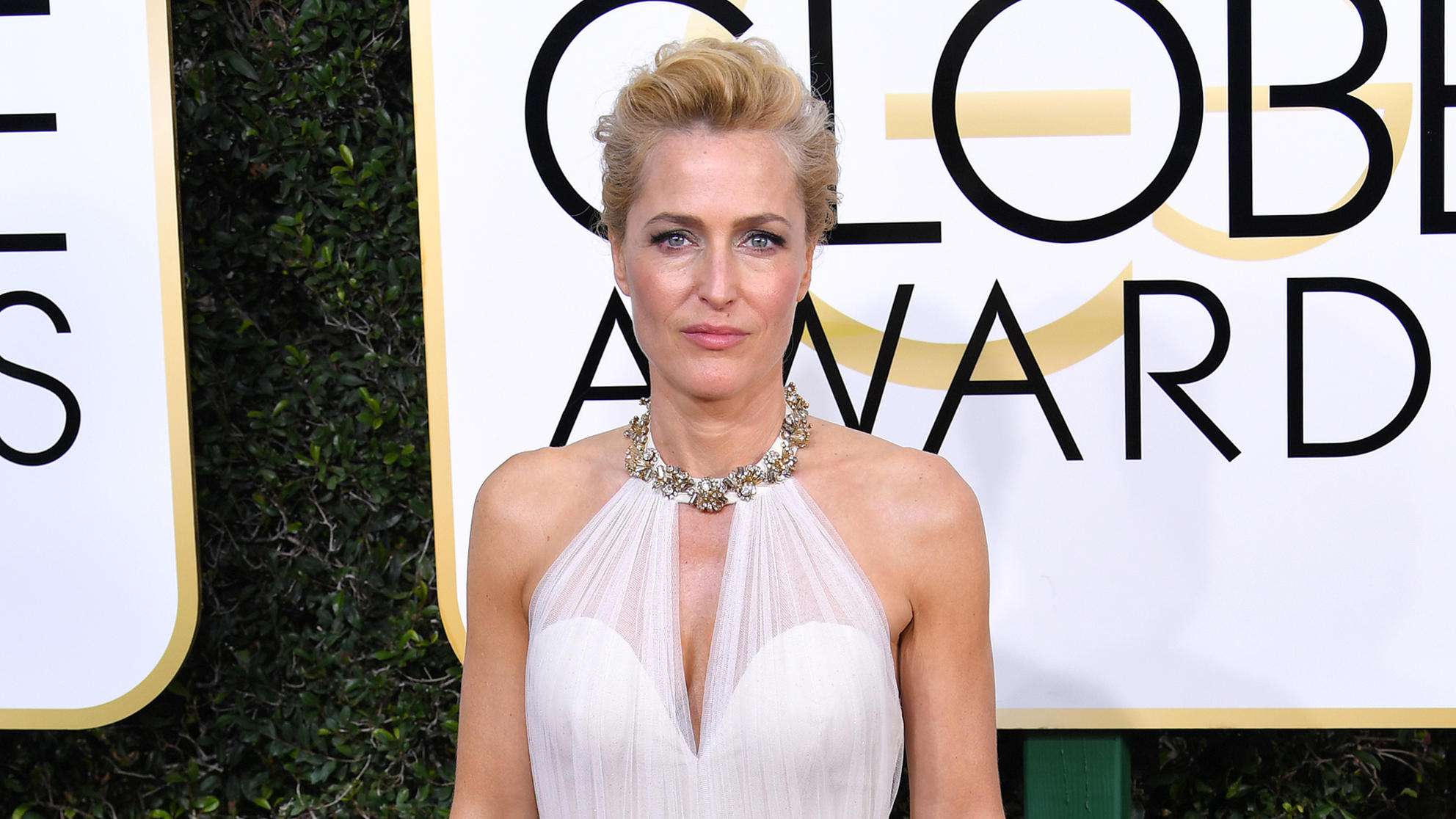 Gillian Anderson Reveals Her Battle with Crippling Depression That Left Her Unable to Leave Her House