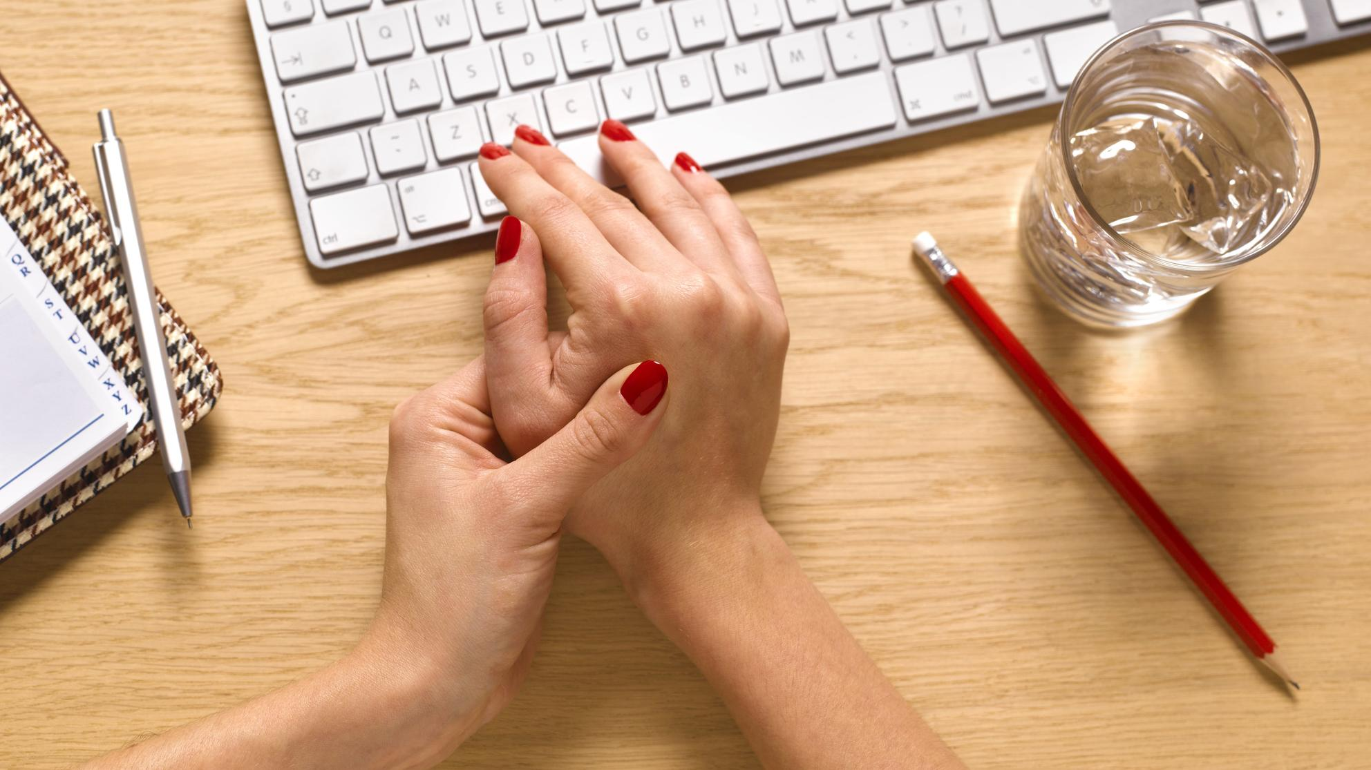 The Weird Way Acupuncture Helps Carpal Tunnel Syndrome