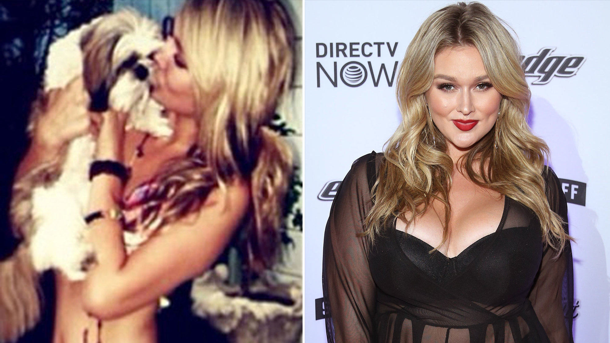 From a Size 2 to Sports Illustrated Swim's Curviest Model Ever: Hunter McGrady Is 'Much Happier' at a Size 16