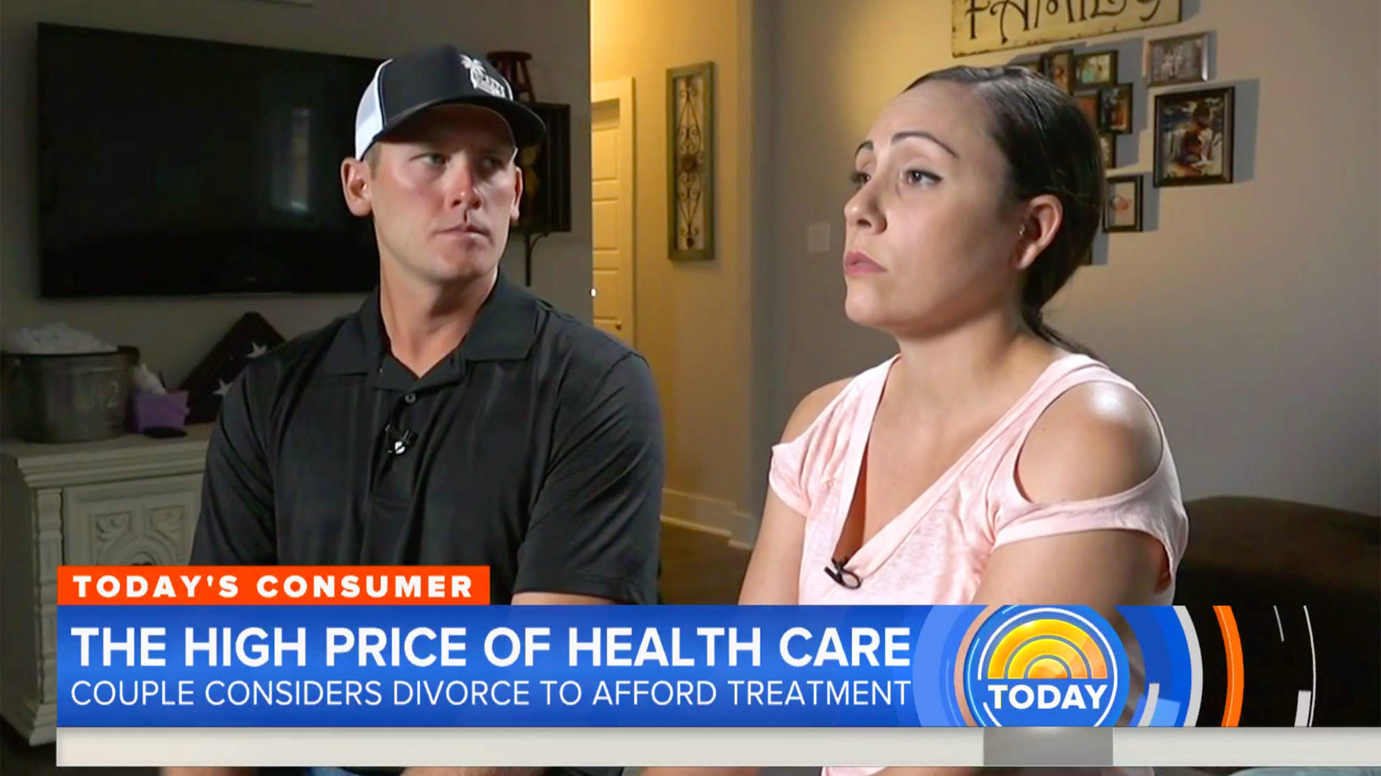 Desperate Texas Couple Considering Divorce to Afford Health Care for Their Disabled Daughter