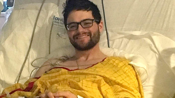 Dad-To-Be Unexpectedly Collapses in Shower Due to Apparent Heart Infection from Common Cold