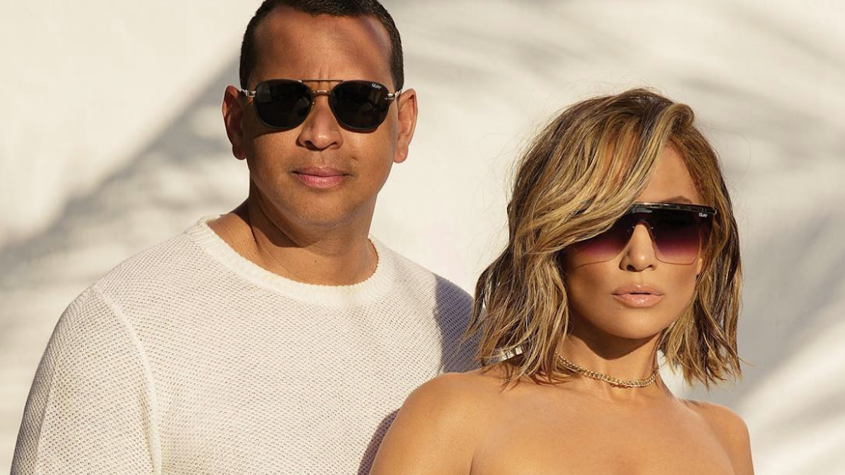 J.Lo Just Designed the Sunglasses of the Summer—and They're Only $60