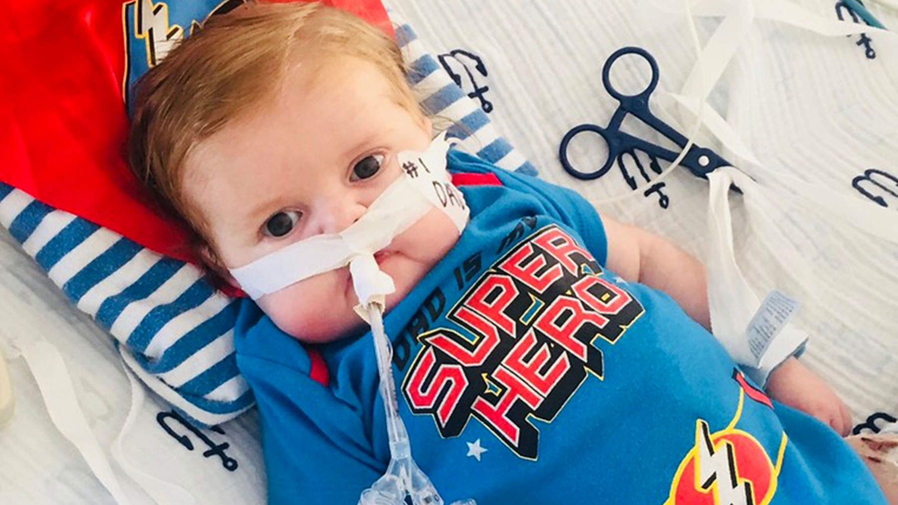 Missouri 5-Month-Old Survives Heart-Lung Transplant—Making Him Youngest Recipient in 10 Years