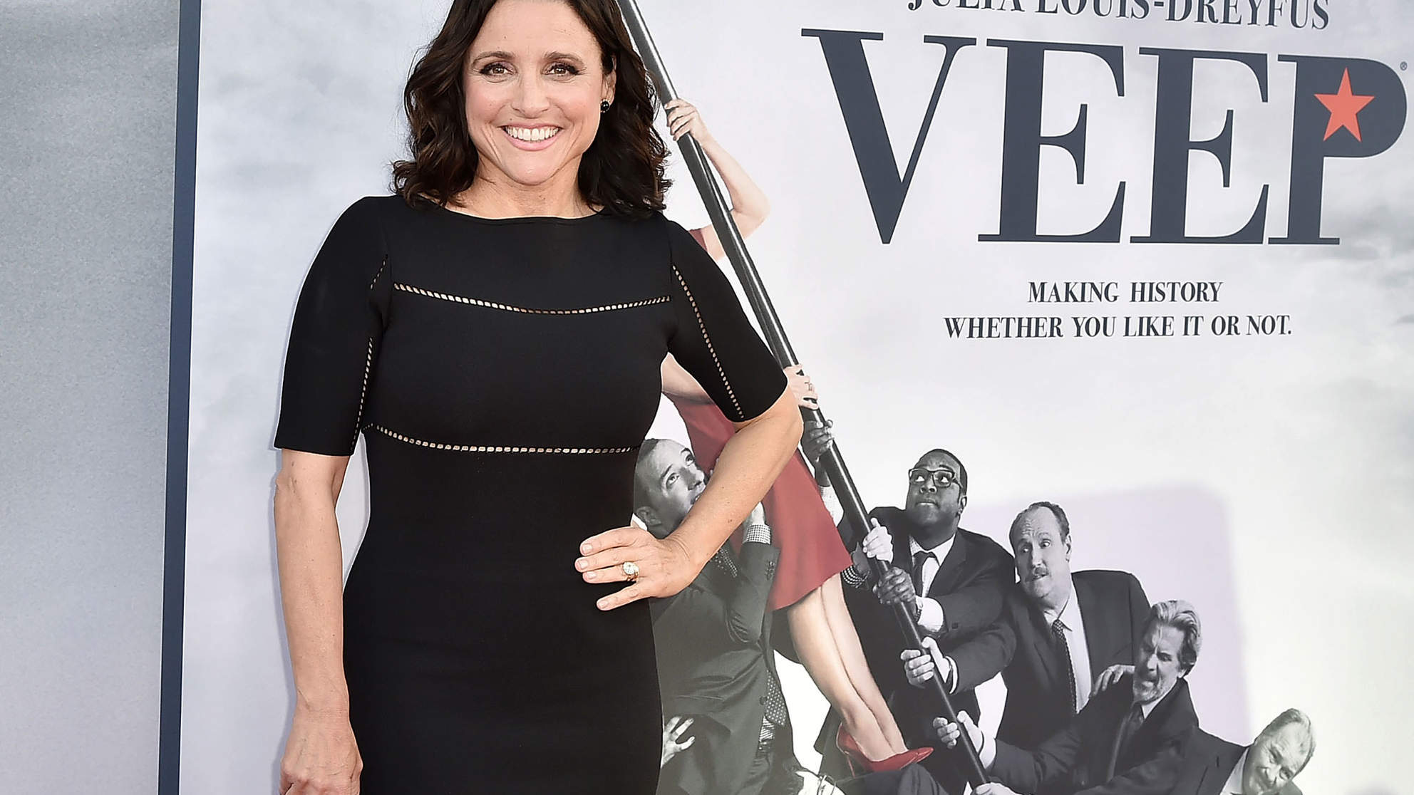Julia Louis-Dreyfus Looks Happy and Healthy on Hawaii Vacation Following Cancer Treatment