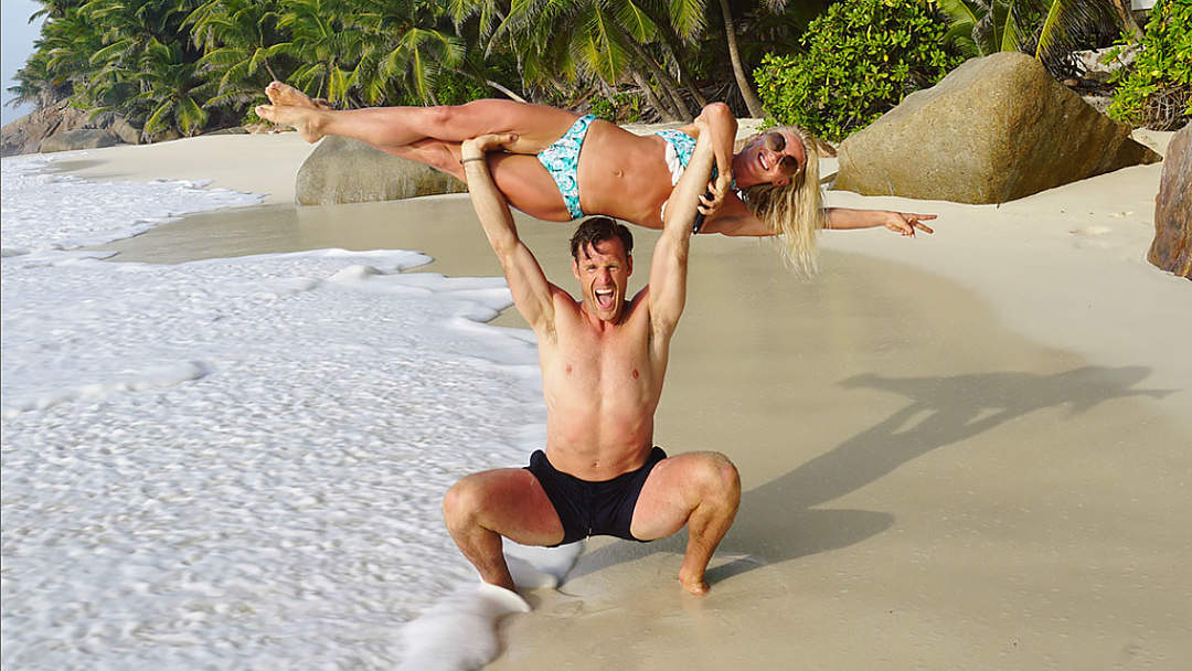 Julianne Hough and Brooks Laich Continue to Prove They're the Fittest Couple on Earth