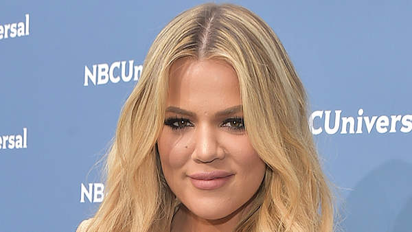 Khloé Kardashian Says These Healthy Snacks Keep Her 'On Track'
