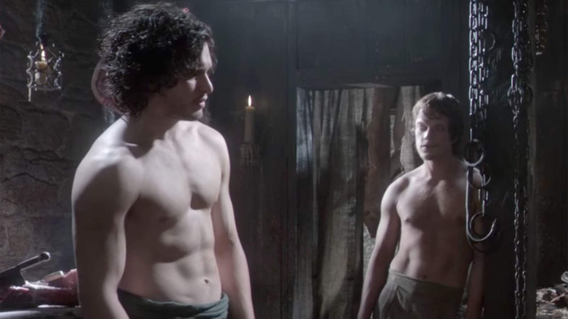 Train Like a Stark with This 'Game of Cones' Workout as You Watch Game of Thrones