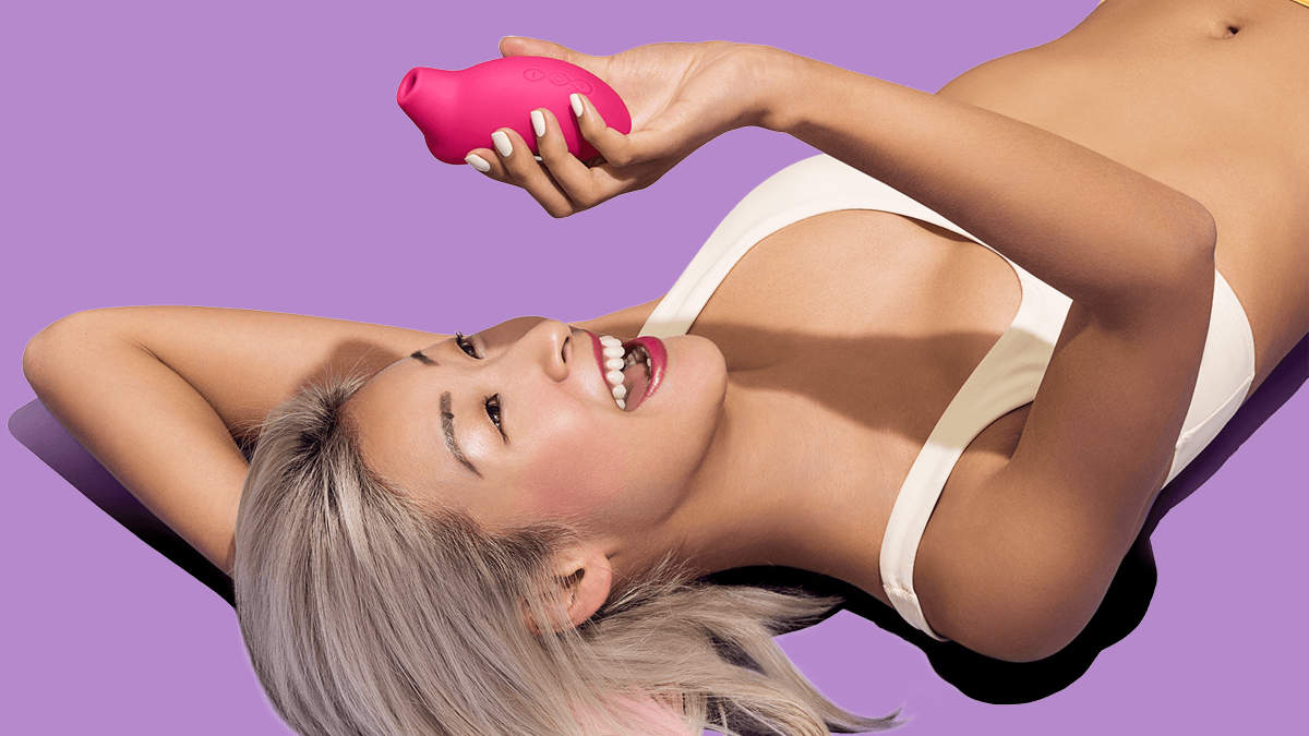 This Sex Toy Is 75% More Stimulating Than a Vibrator—and It's on Sale Right Now