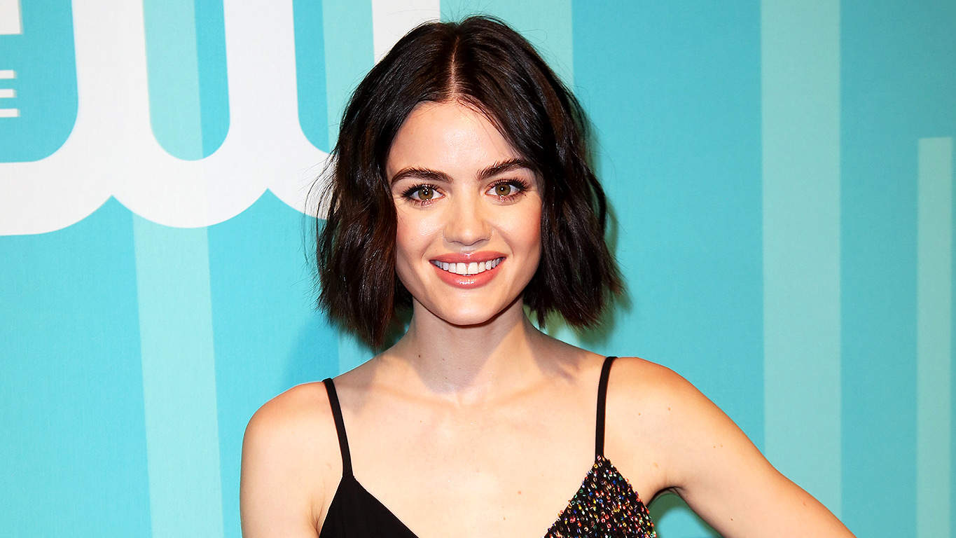 Lucy Hale Slams Twitter User Who Called Her Anorexic: 'Keep Your Repulsive Comments to Yourself'