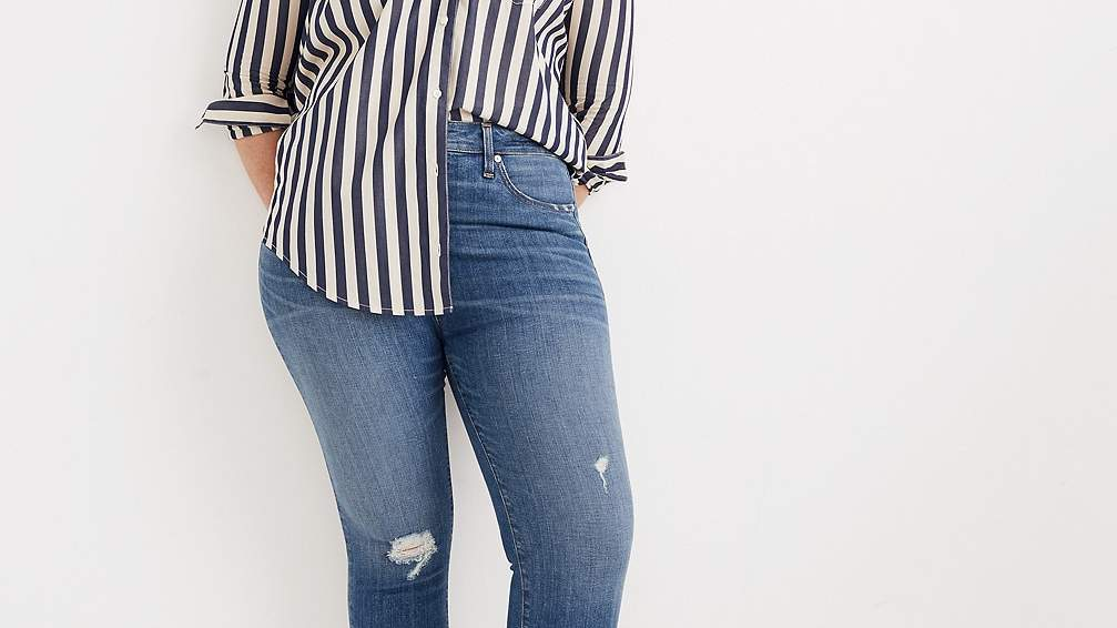 Madewell Just Launched Extended Sizing and You're Going to Want Everything