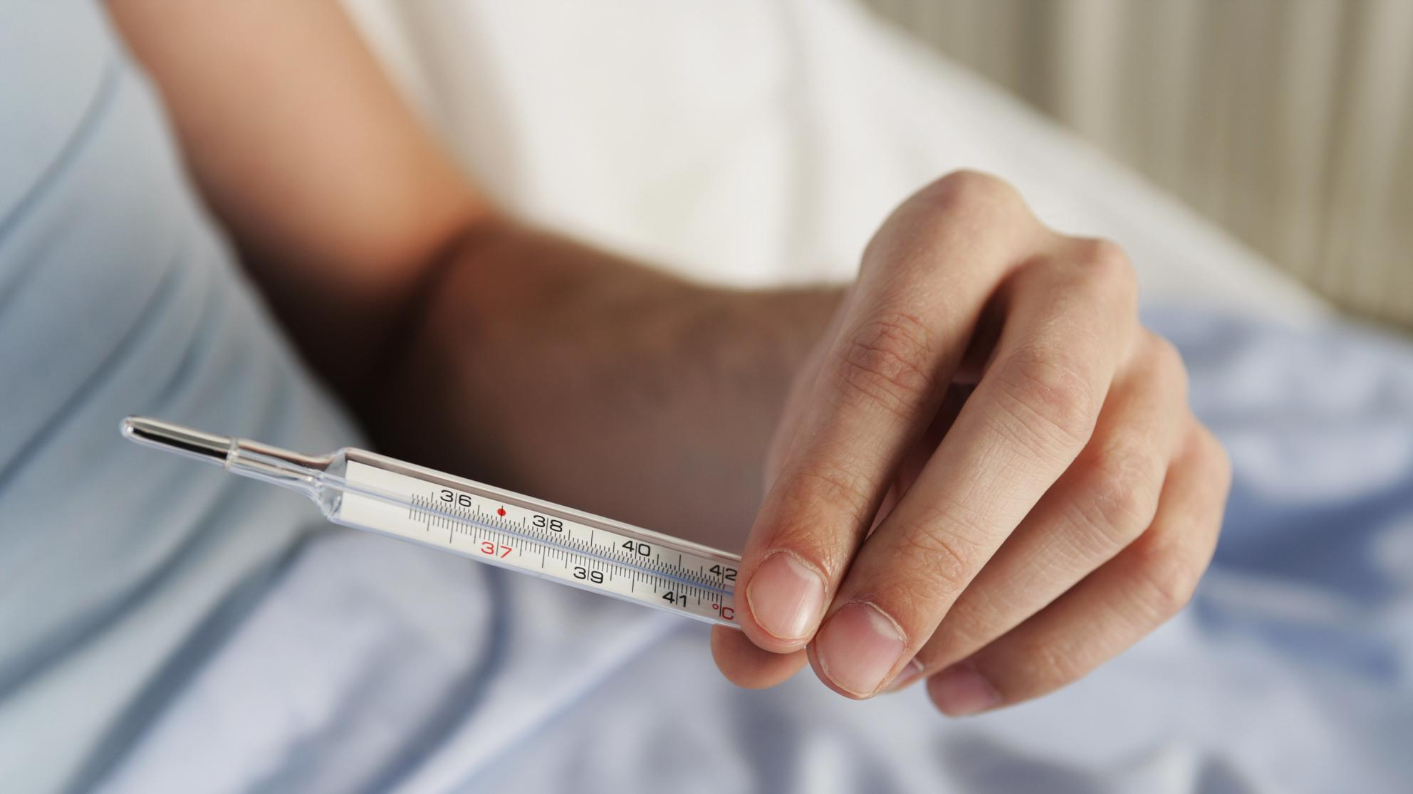 Why Men Are Much Worse At Being Sick Than Women