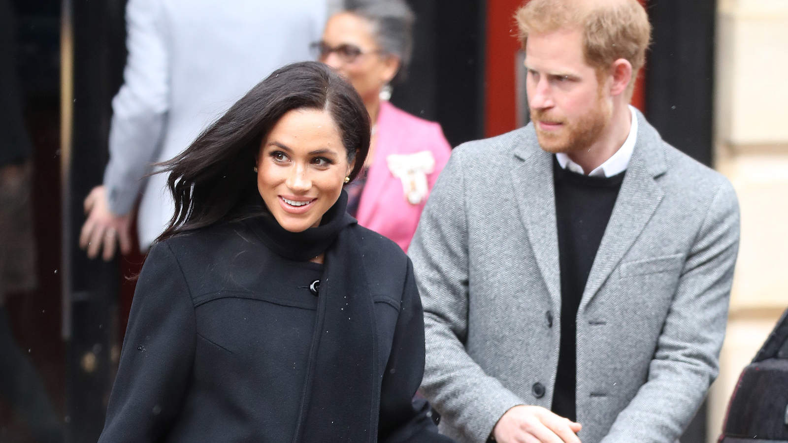 Meghan Markle Just Wore the Boots You Need to Survive Winter