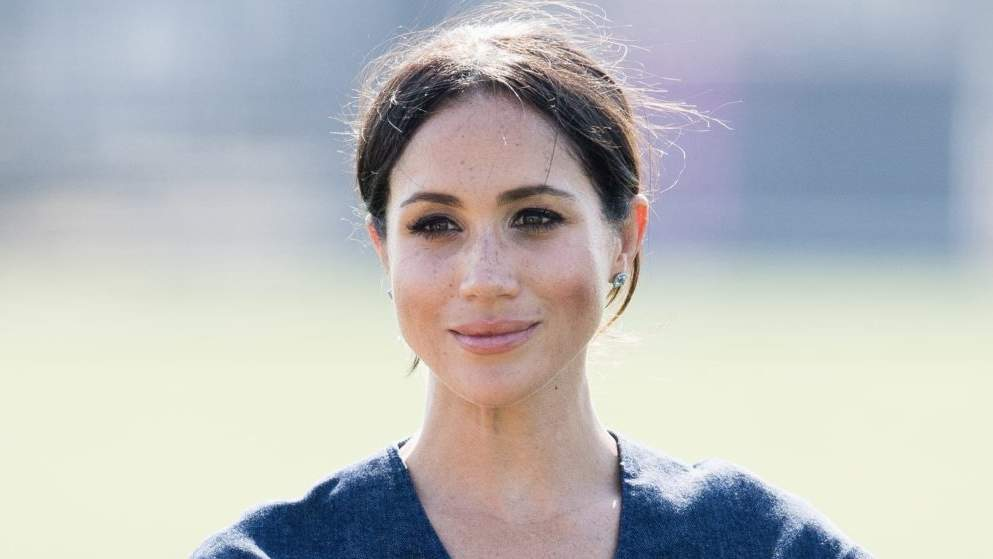 Meghan Markle Accidentally Flashed Her Bra, and We Need to Relax Already