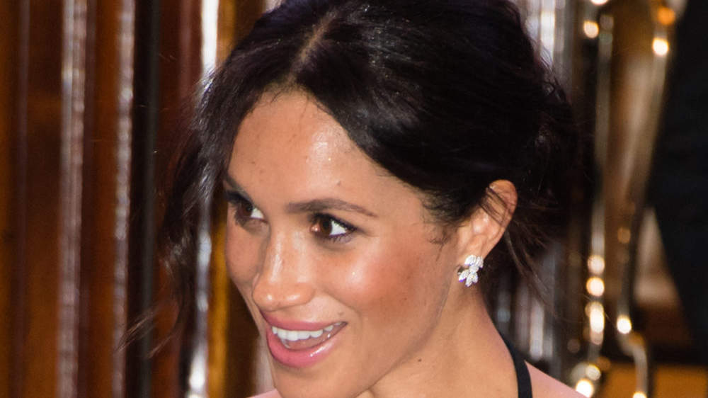 The Weird Reason the Royals Might Weigh Meghan Markle Before and After Christmas Dinner This Year