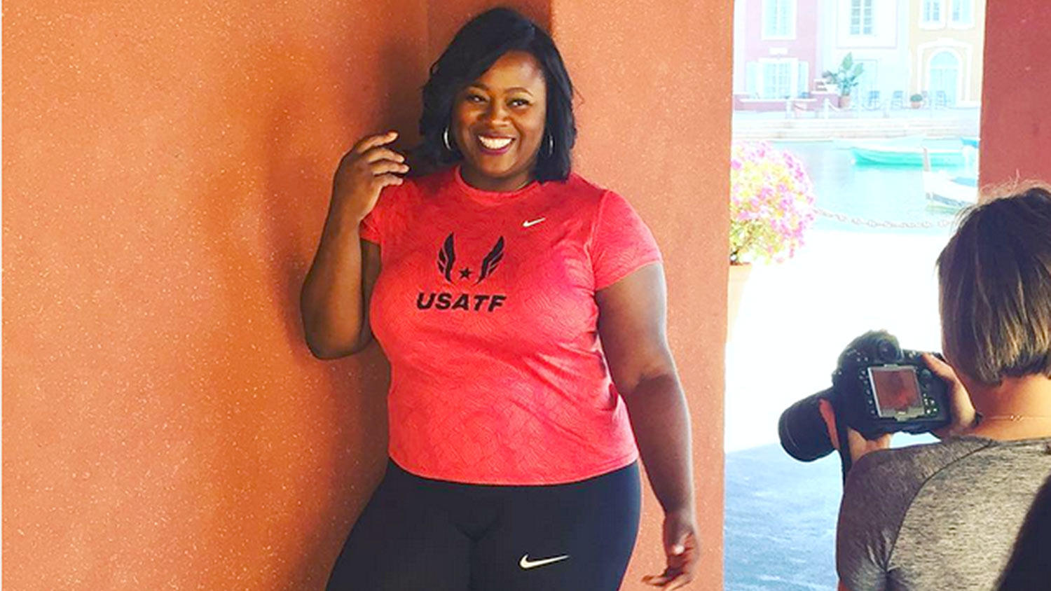 Olympian Michelle Carter on Being a Body Positive Icon: 'Some People Are Meant to Be Bigger, and That's Okay'