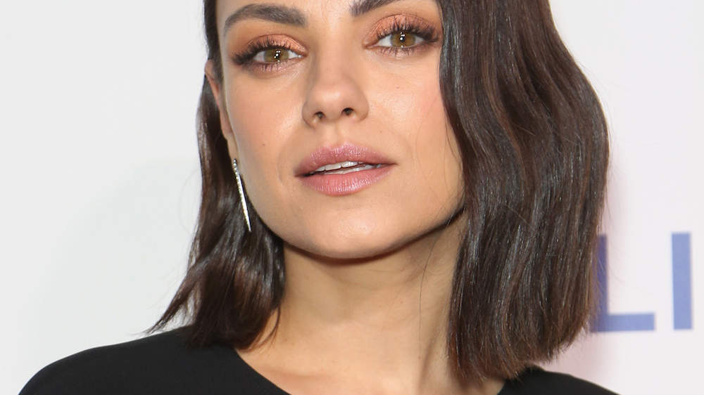 Mila Kunis Got French Girl Baby Bangs, and She Looks Like a Totally Different Person
