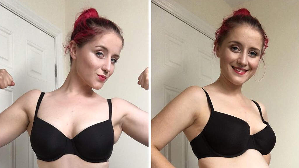 Self-Love Blogger Posts Faux Before & After to Show 'How Easy It Is to Manipulate Your Image Online'