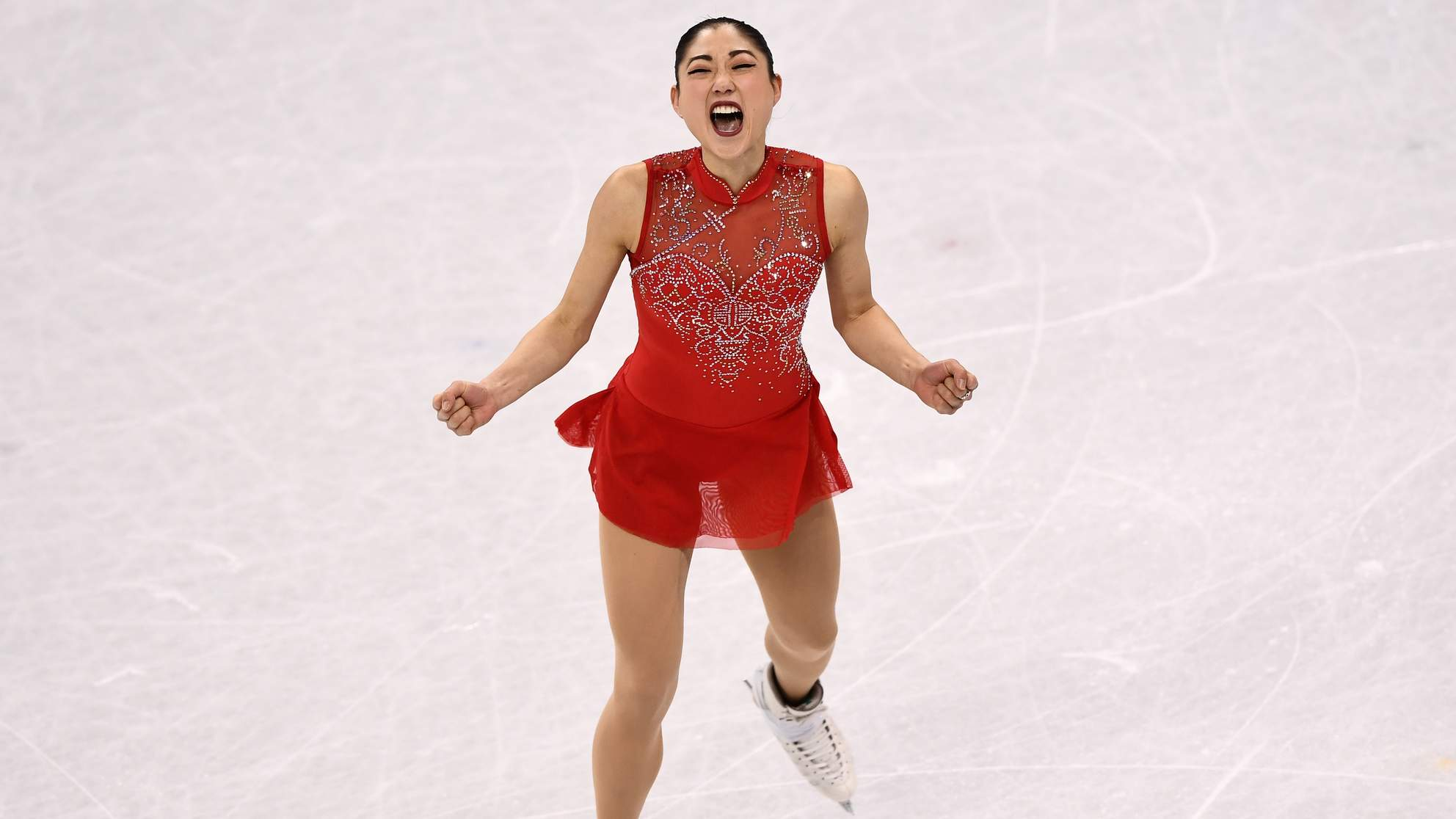Mirai Nagasu Makes History as the First American Woman to Land a Triple Axel at the Olympics