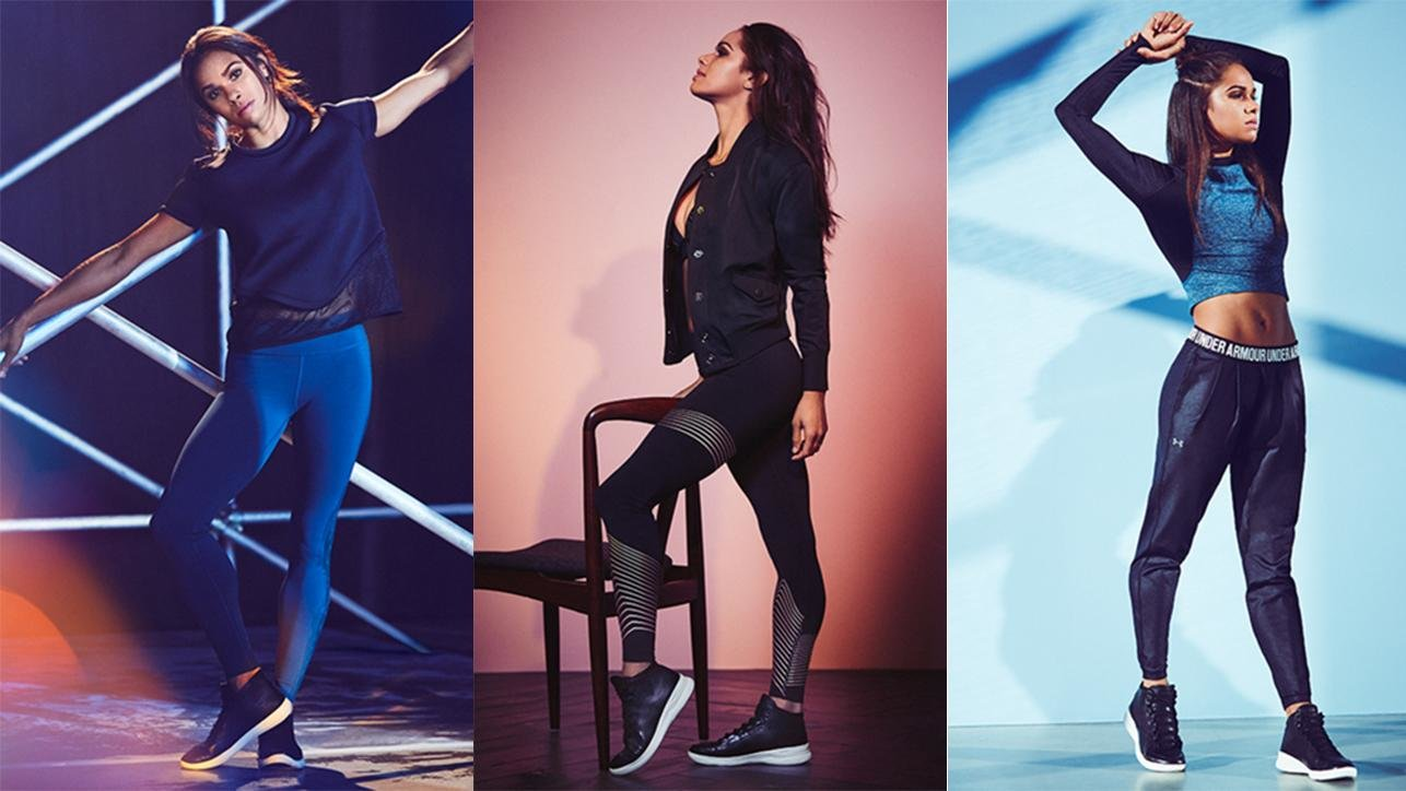 You don't need to be a ballerina to wear Misty Copeland's Under Armour collection
