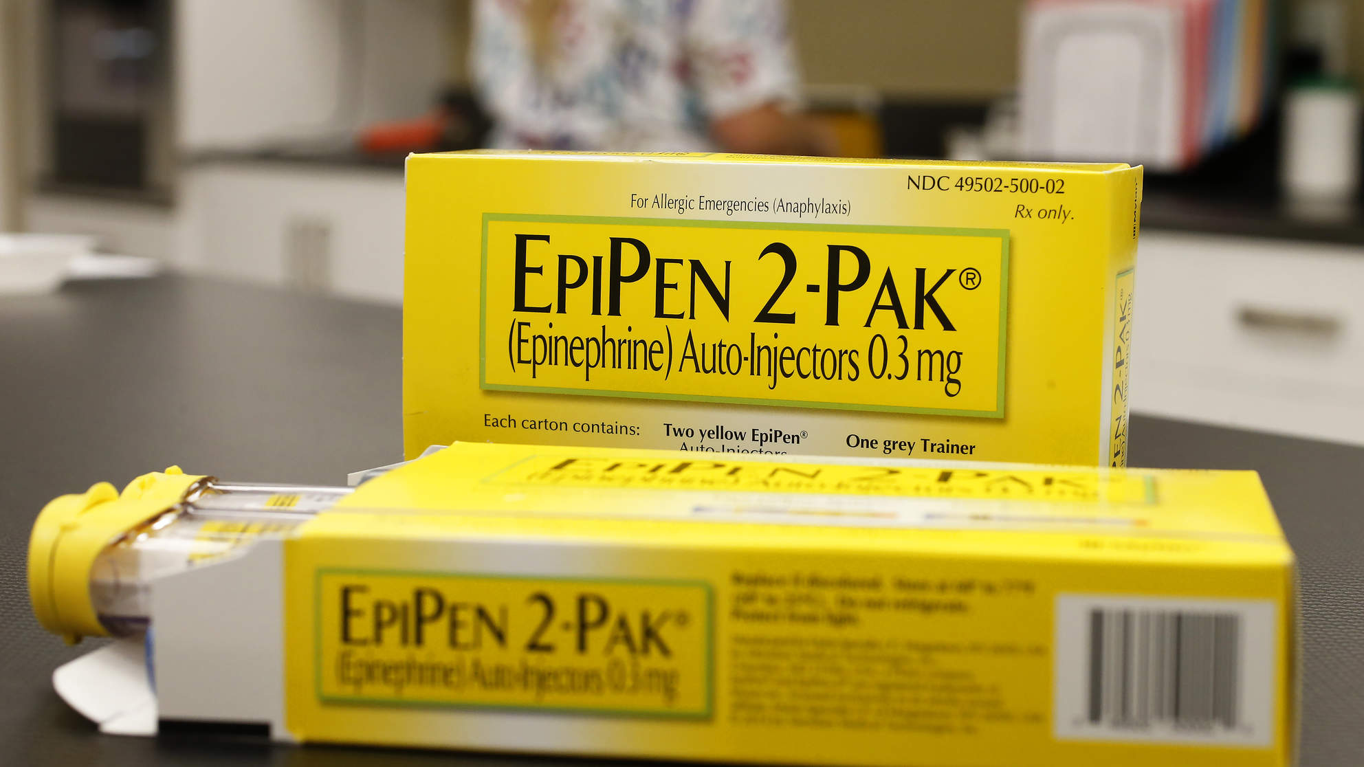Will the Newest EpiPen Competitor Steal Even More Market Share from Mylan?
