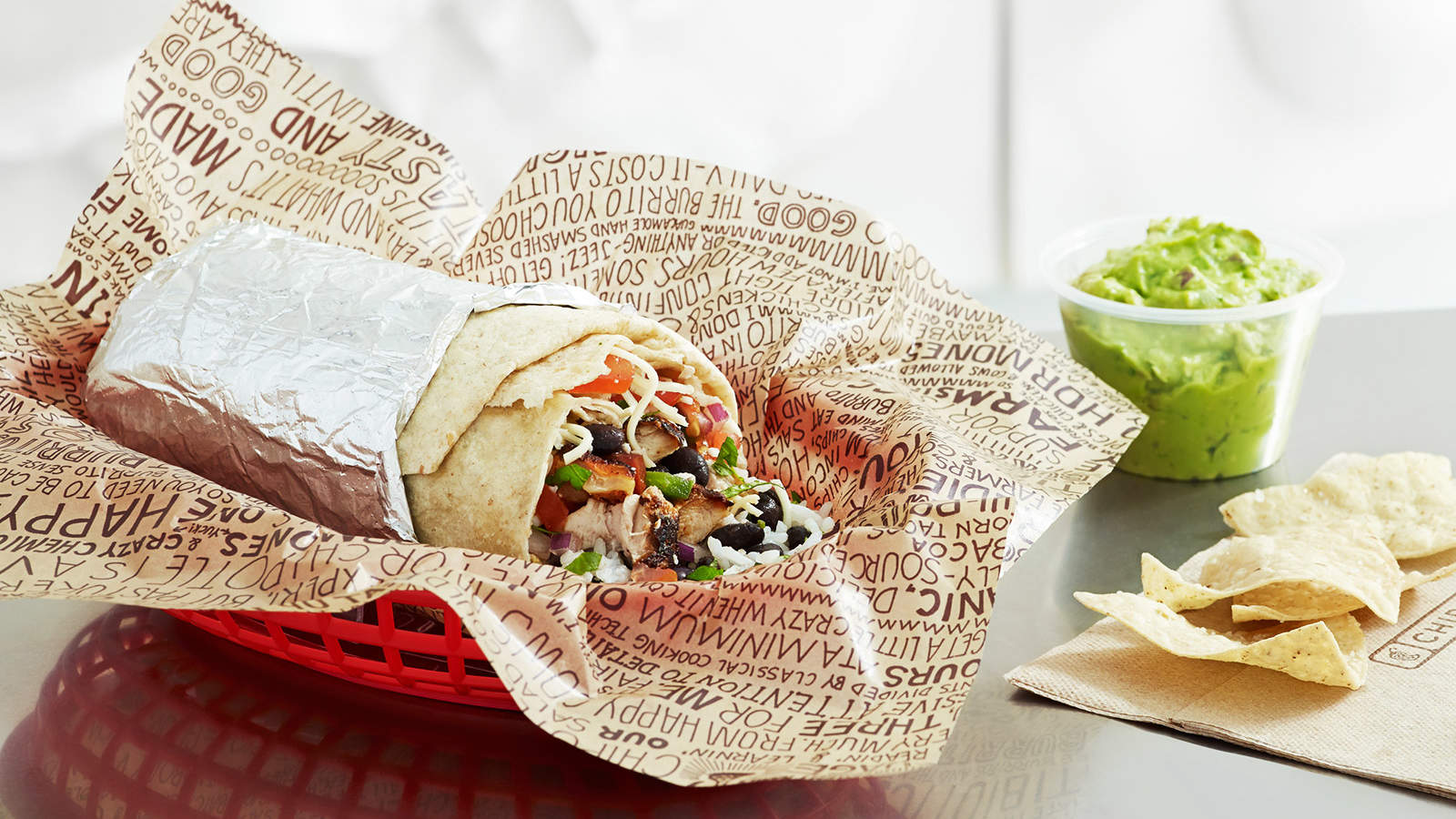 How Nurses Can Get Free Chipotle Burritos in June