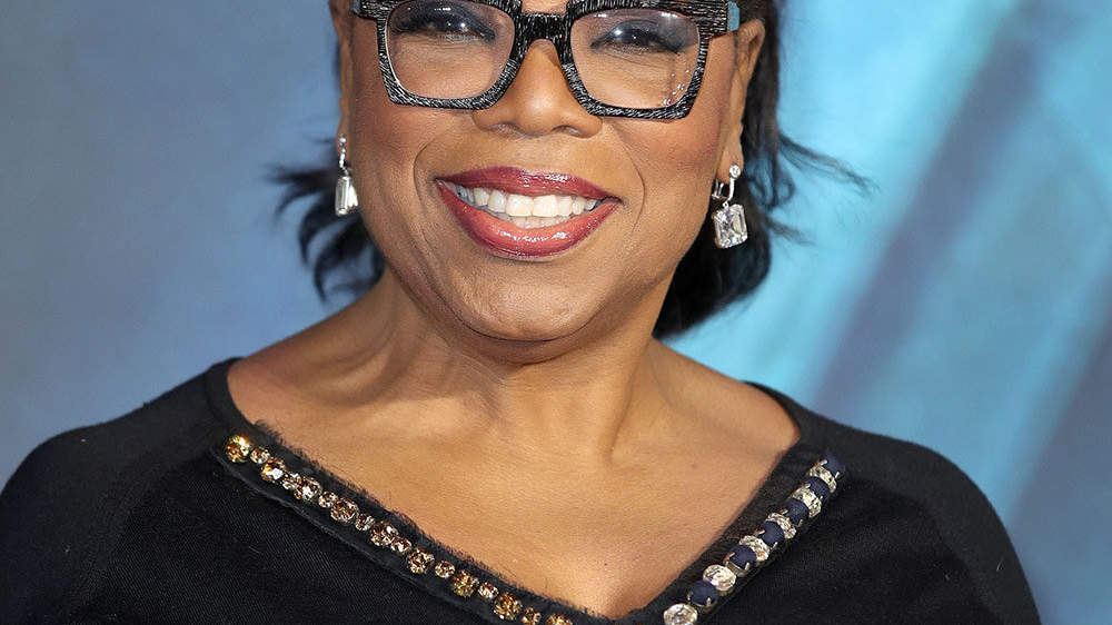 Oprah's Bathtub Is Hand-Carved to Fit Her Body, Because Why Not