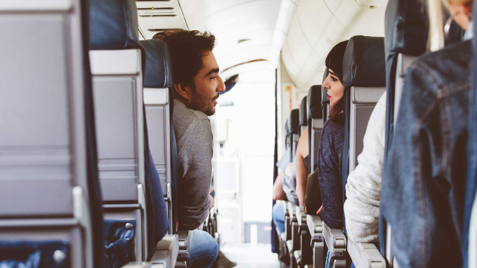 One in Every 50 Travelers Finds the Love of Their Life While on a Flight