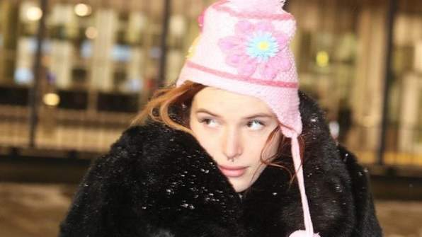 Picture of Bella Thorne Times Up