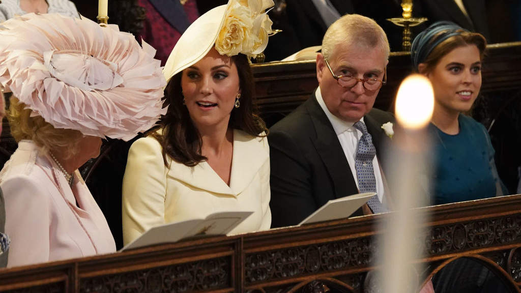 Kate Middleton Re-Wore an Old Dress to Prince Harry and Meghan Markle's Royal Wedding — but For a Sweet Reason