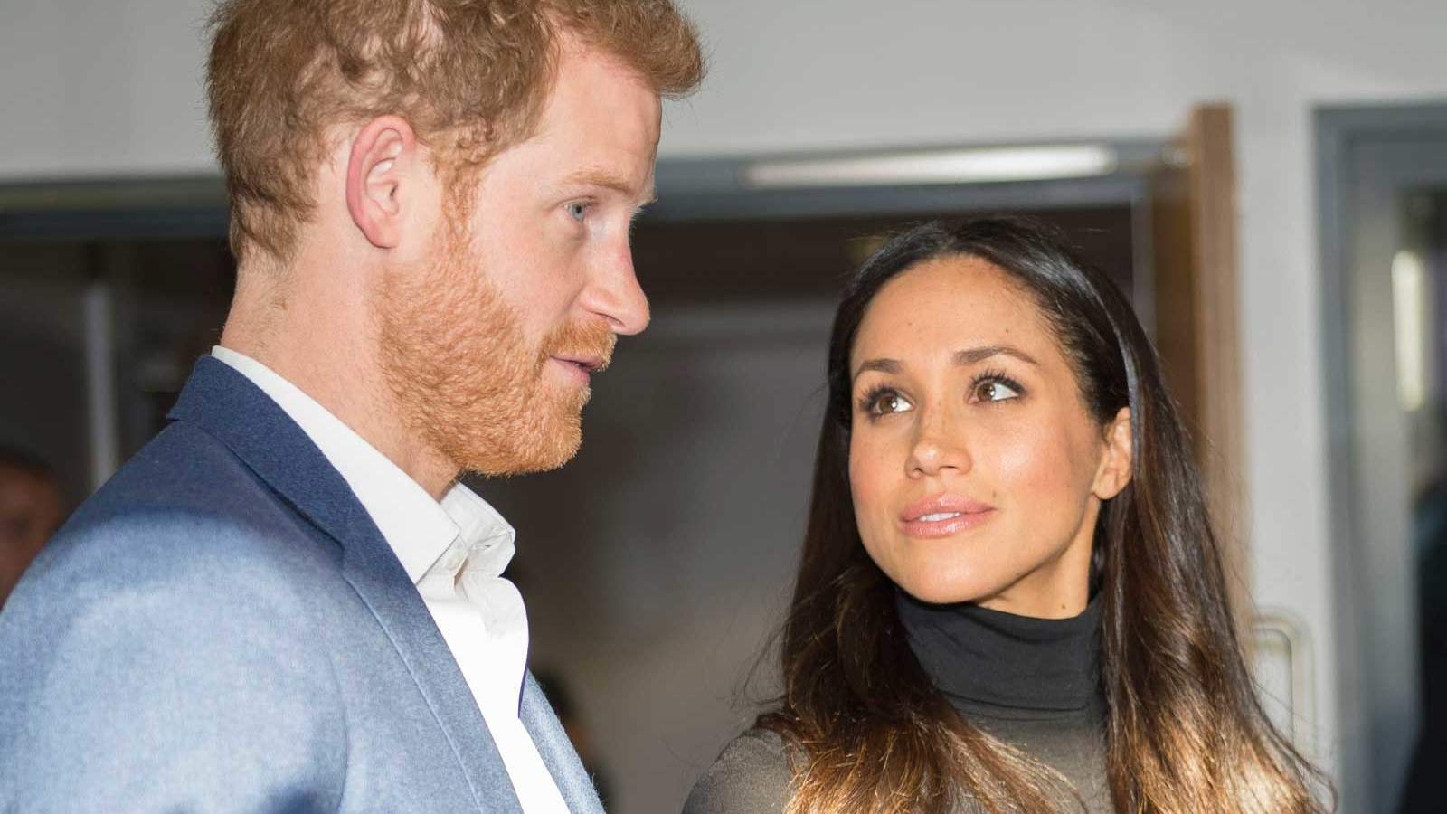 The Look of Love! See Prince Harry and Meghan Markle's Stunning Official Engagement Photos