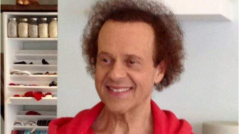 Richard Simmons Speaks Directly to Fans for First Time in Three Years