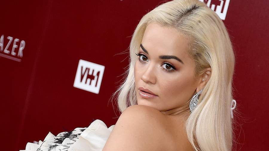 Are We Seeing Things or Is Rita Ora Totally Making a Mullet Work?