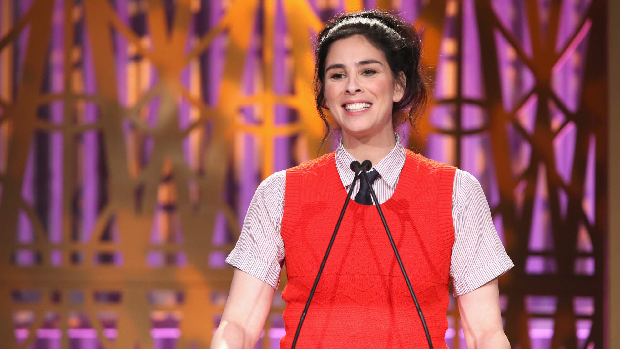 Sarah Silverman Responded to a Sexist Twitter Troll, and Their Conversation Took a Surprisingly Heartwarming Turn