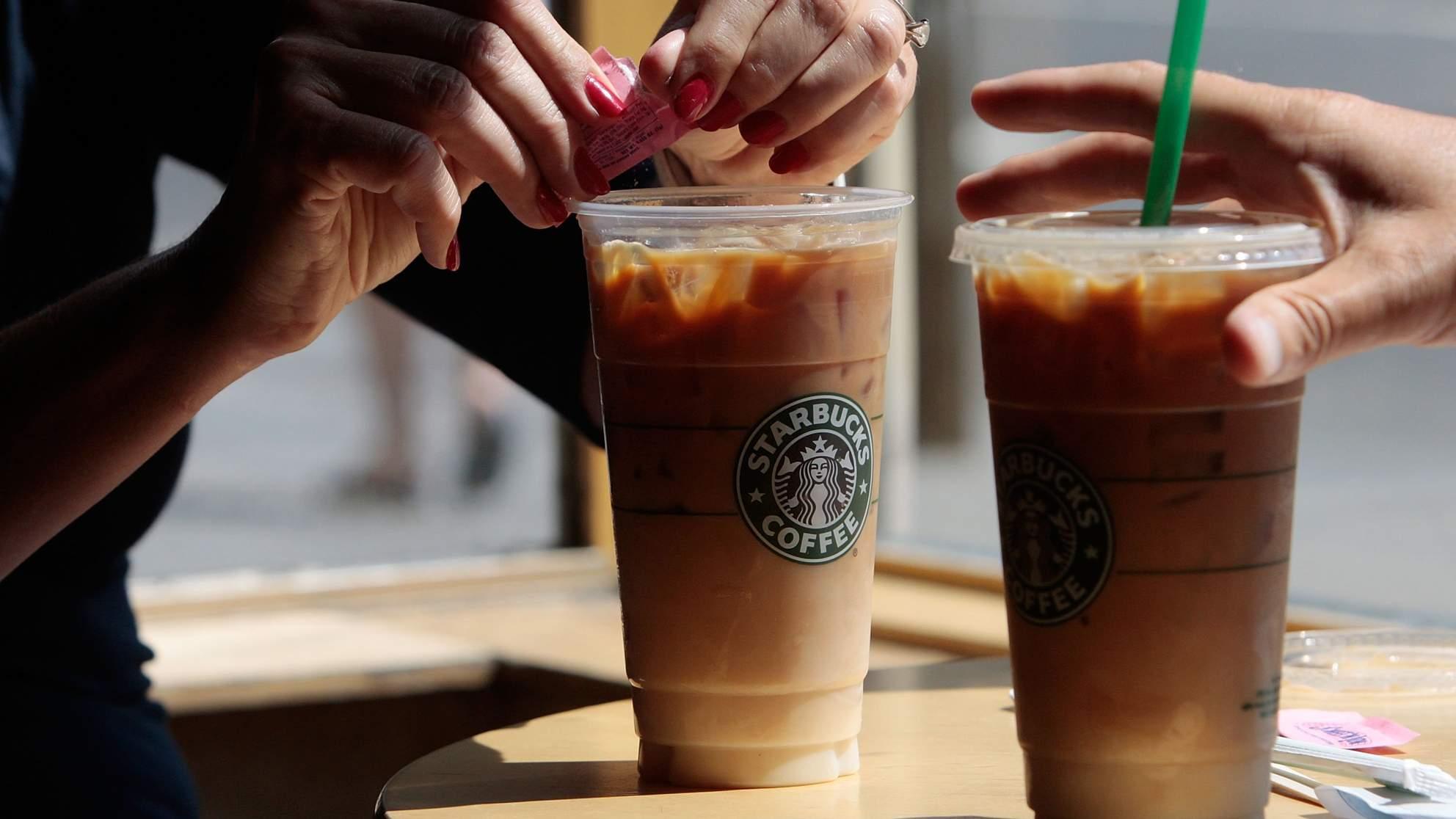 Starbucks Made New Coffee Ice Cubes to Save Us All from the Scourge of Watery Iced Coffees