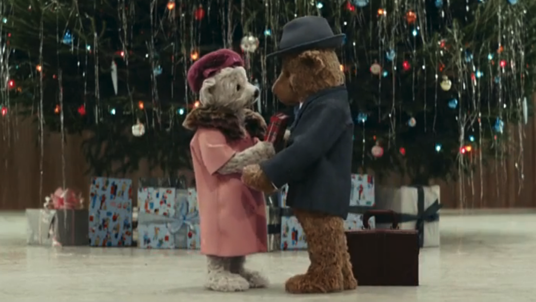 This is the Cutest Christmas Commercial of the Year