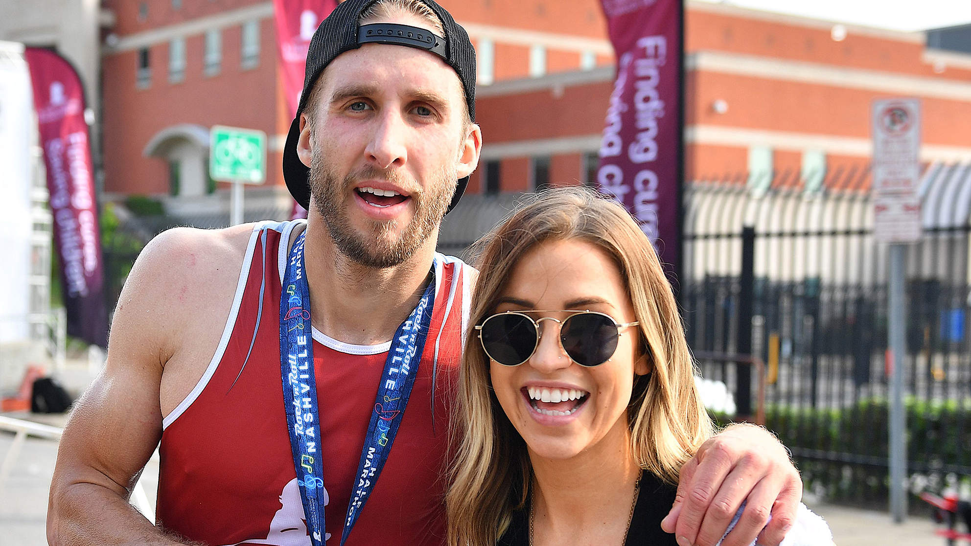 How Bachelorette Couple Shawn Booth and Kaitlyn Bristowe Are Working Together to Get Him Ironman Ready