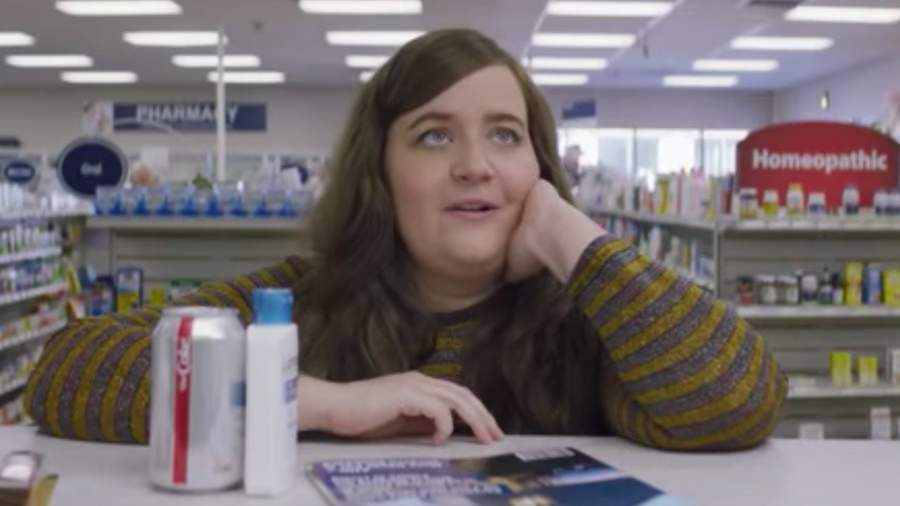 Aidy Bryant as Annie in Shrill